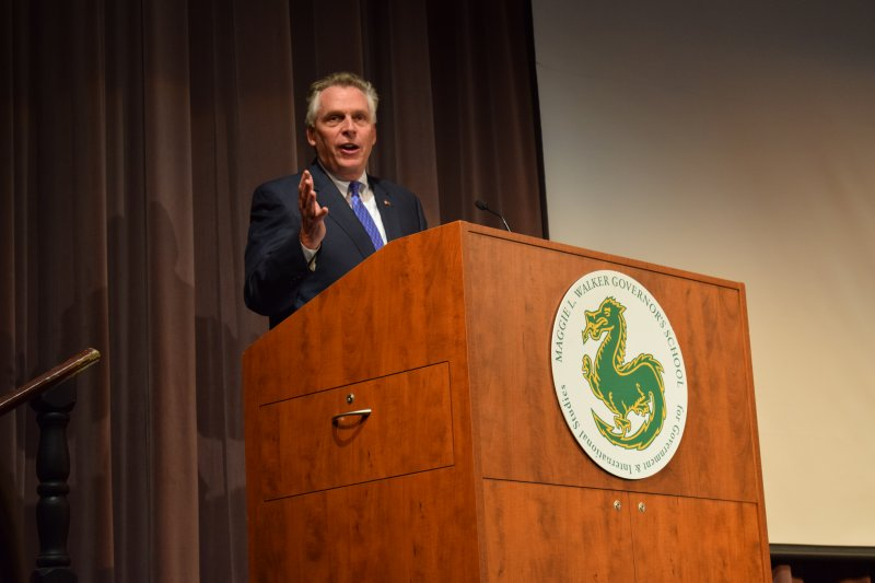 Keynote Speaker Governor Terry McAuliffe