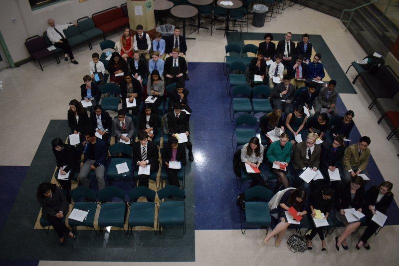 Conference Delegation
