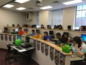 Summer Application Camp - 2016