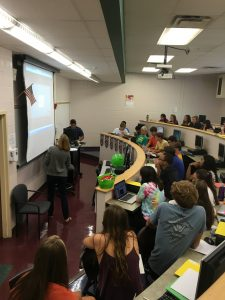 Summer College Application Camp - 2016