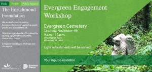 Evergreen Engagement Workshop