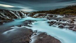 Iceland stream/river