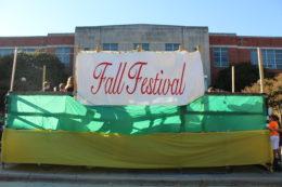 Fall Festival Banner