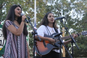 Fall Festival 2017 singers
