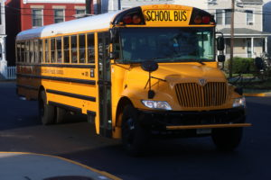 Chesterfield School Bus