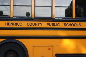 Henrico School Bus
