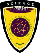 Science National HS logo