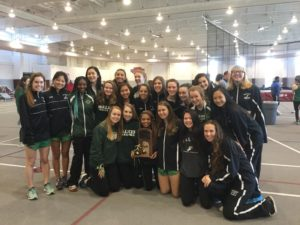 Indoor Track State Champions