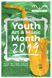 Youth Art Month - March 2019