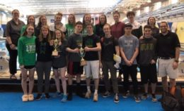 Regional Swim Team Champions