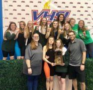 State winning swimming team 2019