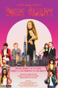 Sweet Charity Poster