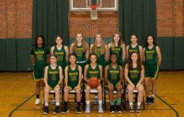 2019 Girls Basketball Team