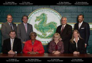 2019 superintendents