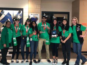 Robotics team wins at event