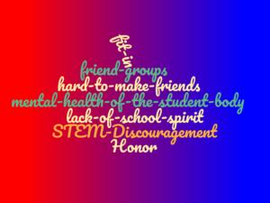 Student response Wordle
