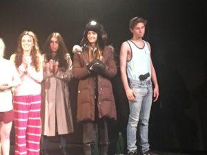 Drama Students