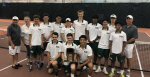 2019 Boys Tennis Champions