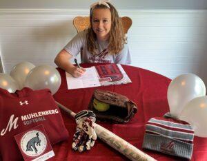 Female Athlete College Signing
